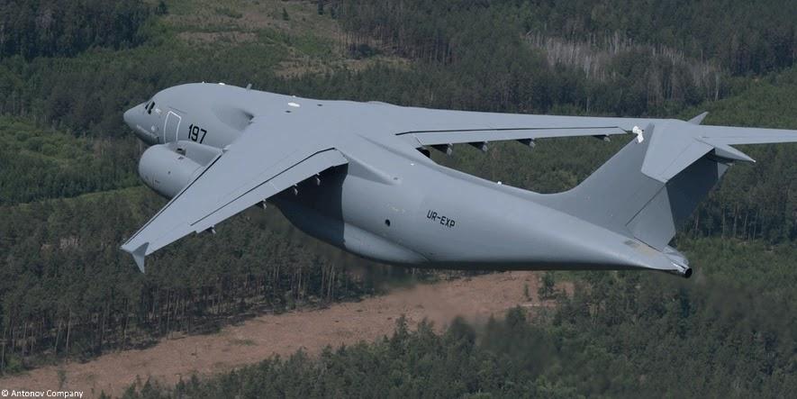 ЗСУ отримають літаки Ан-178 без жодних російських деталей