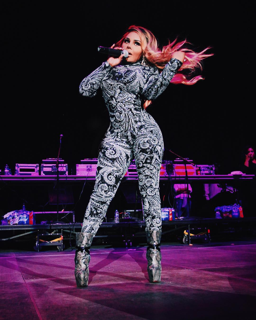 Lil Kim Named Person Of Interest In Latest BET Robbery