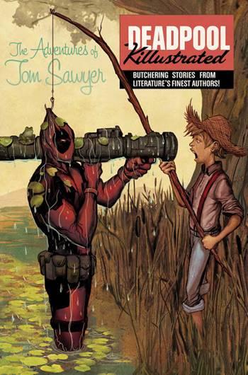 Deadpool mata a protagonistas de novelas populares