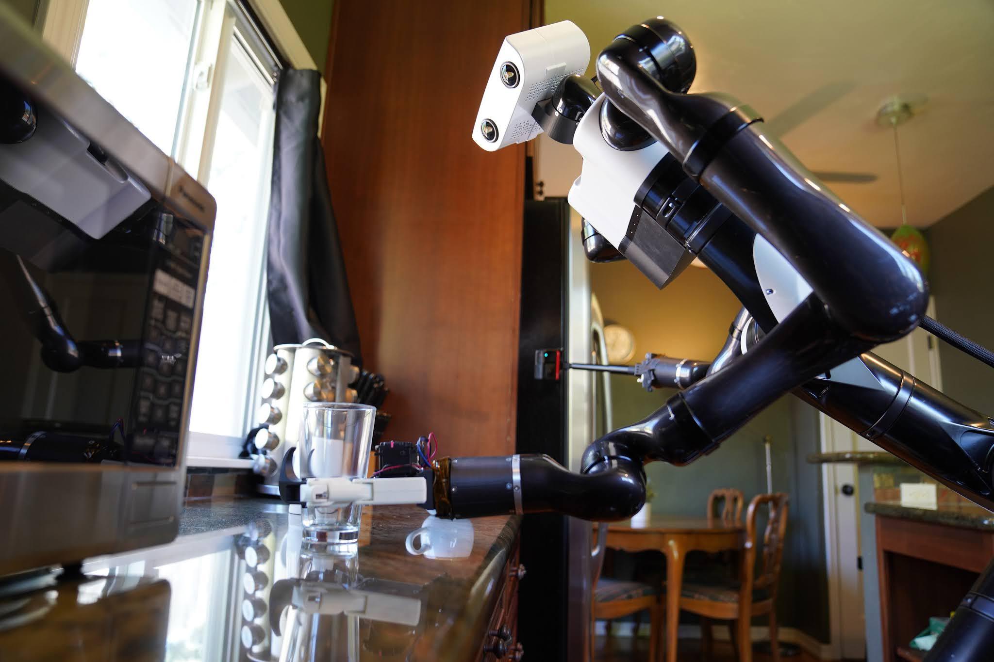 Toyota Research Institute Reaches New Technical Milestones In Robotics