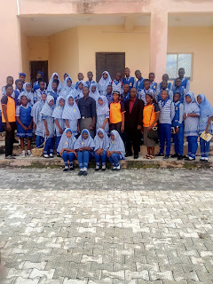Raddai Metropolitan School Jalingo Embarks On Excursiom To College Of Education Zing