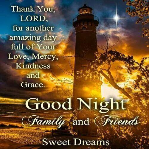 good night son