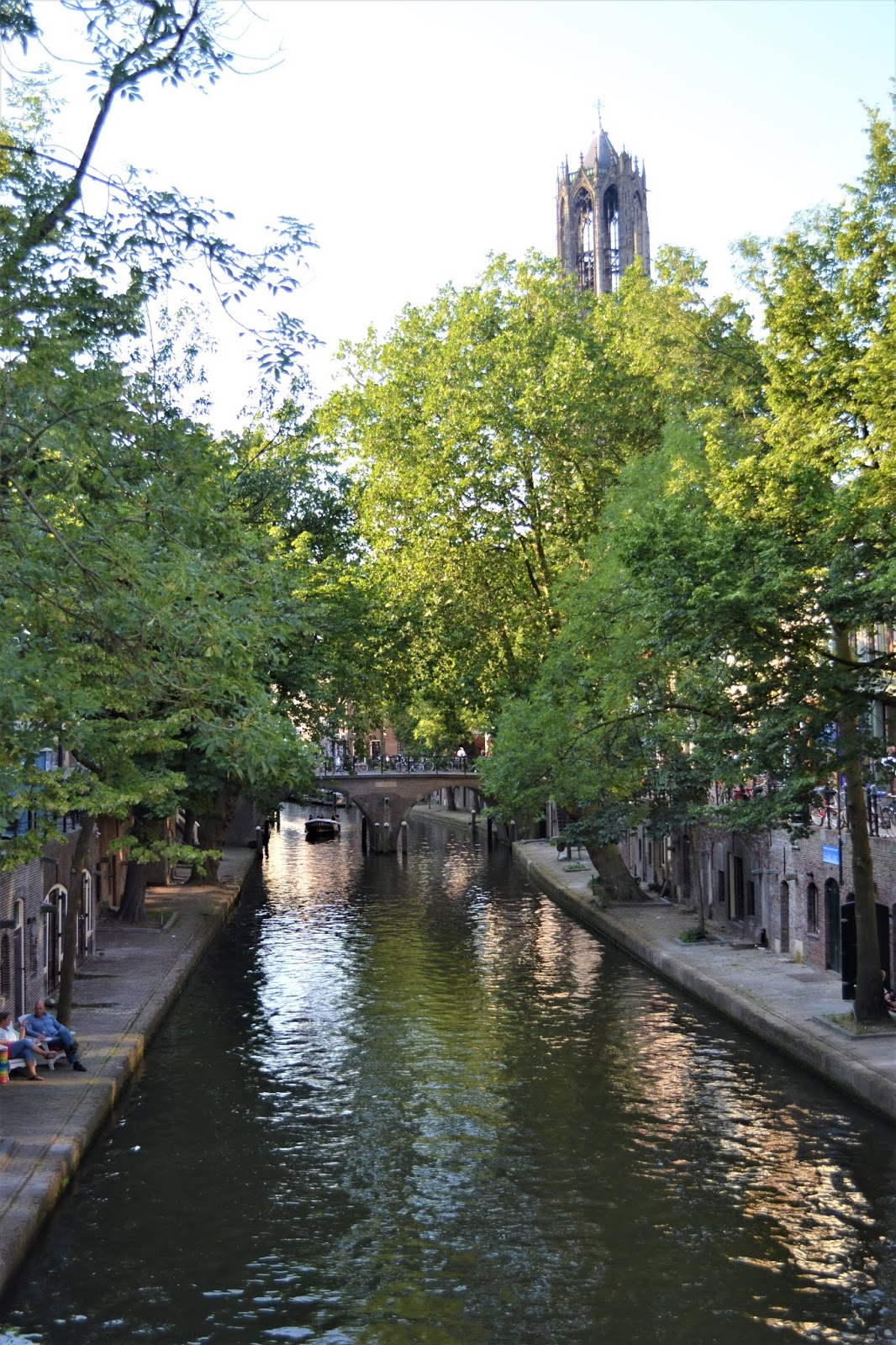 canale nel centro storico