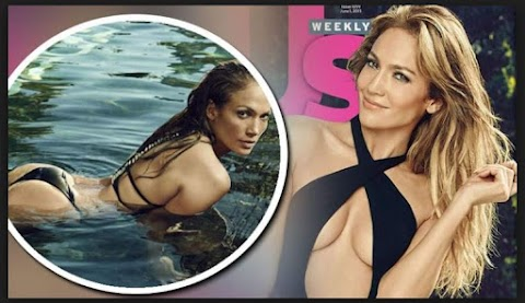 Jennifer Lopez es la portada de los Best Bodies de la revista Us Weekly