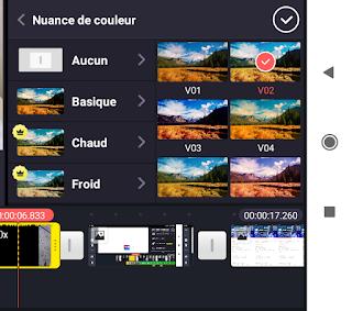 تحميل برنامج kinemaster premium النسخة المدفوعة مجانا أخر اصدار | أفضل تطبيق للمنتاج  بالهاتف بدون علامة مائية