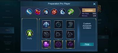 build item popol dan kupa