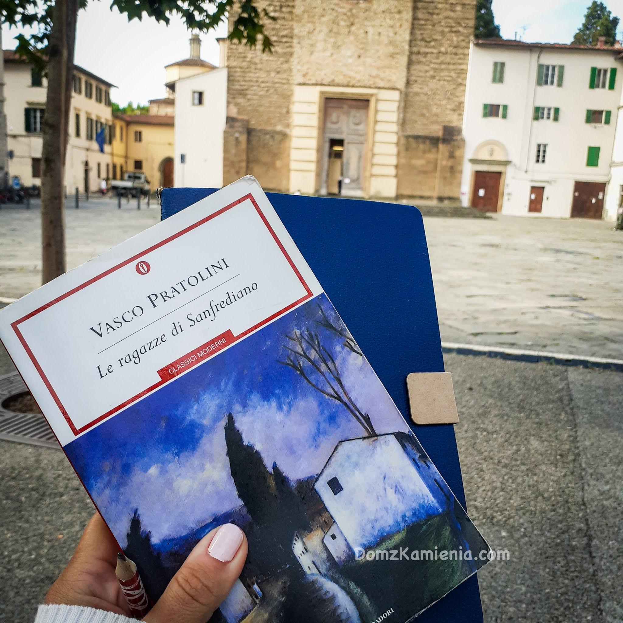 Sekrety Florencji Katarzyna Nowacka, blog Dom z Kamienia