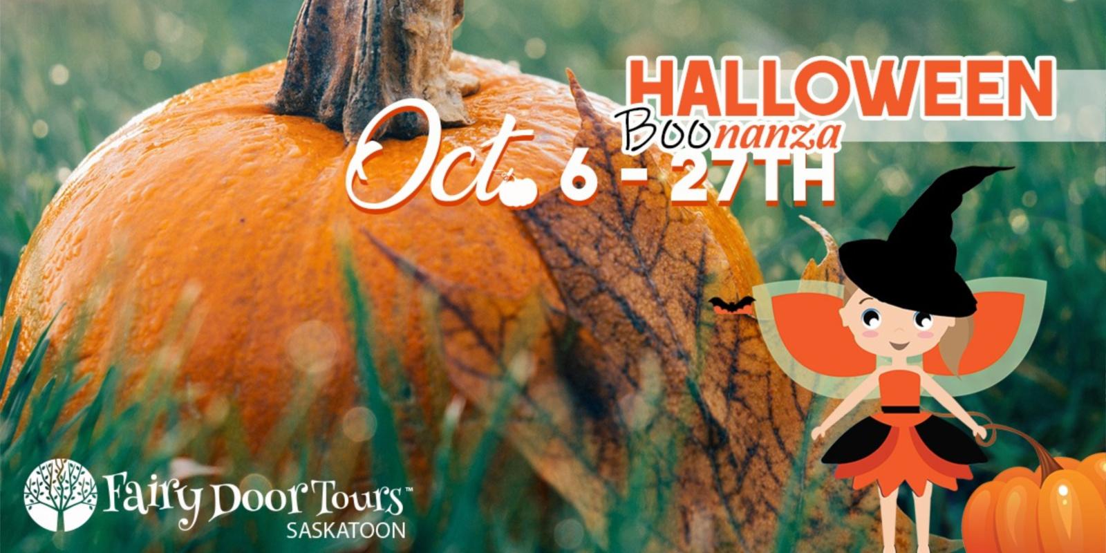 Fairy Door Tours Halloween Boonanza