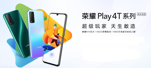 honor play 4t, honor play 4t pro