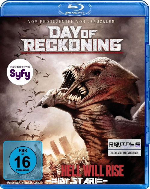 Day Of Reckoning 2016 Hindi Dual Audio 400MB UNCUT BluRay x264 ESubs