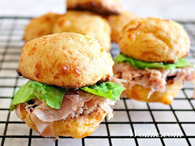 Keto Fathead Rolls Recipe #Healthy #Keto #GlutenFree #LowCarb