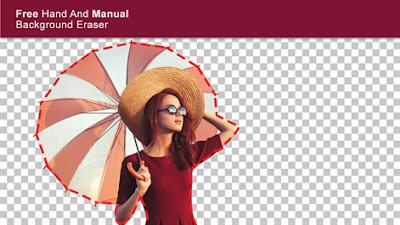 Cara Menghapus Background Foto dengan Background Eraser