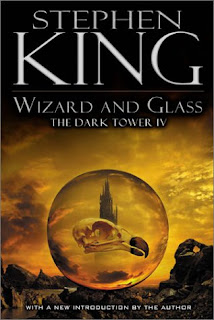 The Dark Tower IV: Wizard and Glass - Horror Books - Stephen King
