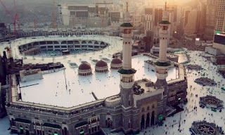 For the first time in the history of Masjid al-Haram, Isha's adhaan was completed by two mohsans instead of one.