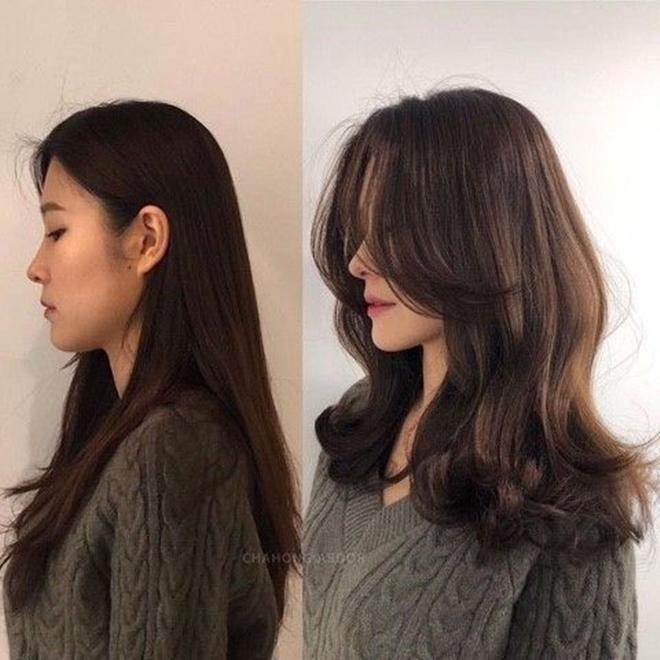 Tóc tỉa layer - 'cứu tinh' cho nàng tóc mỏng