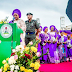 NEWS: Mrs. Aisha Buhari Flags Off Free Health Screening For Women In Ibadan, Oyo state