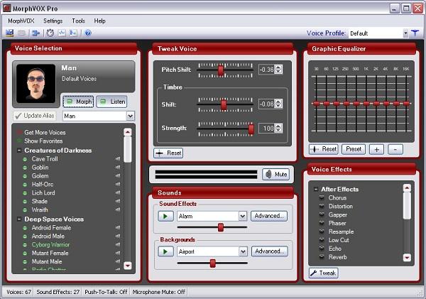 افضل 5 برامج تغيير الصوت للكمبيوتر المجانية
