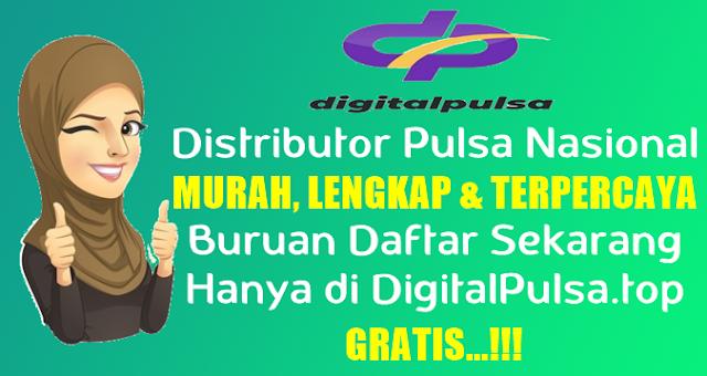 DigitalPulsa.top Adalah Web Resmi Server Digital Pulsa Murah