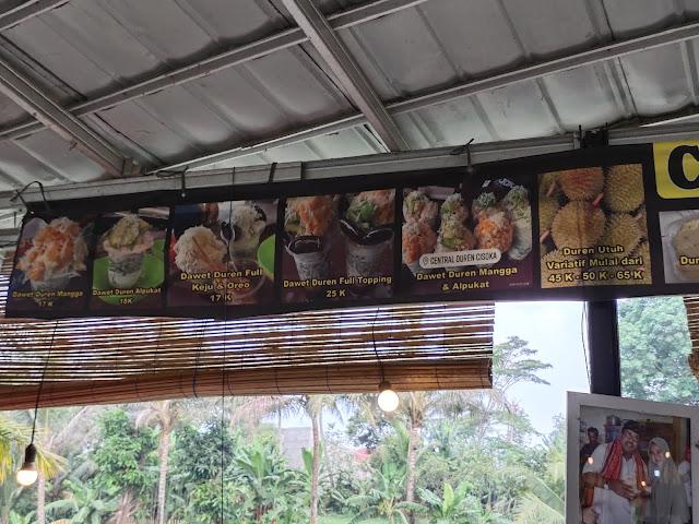 Sentra Duren Cisoka (Tangerang); Kebanggan Warga Cisoka, Nih