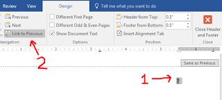 Cara Membuat Daftar Isi Otomatis di Ms Word