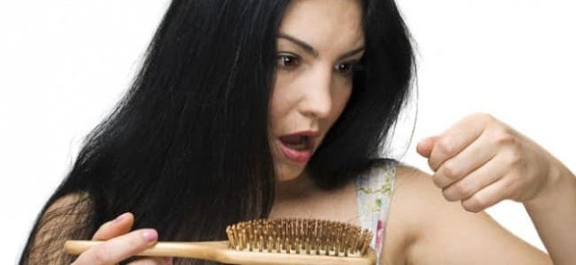 How to get rid of the problem of hair loss.