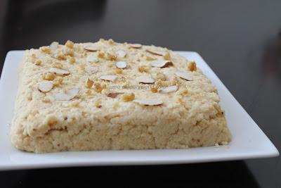 Ricotta Milk Cake