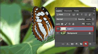 Cara menambahkan watermark pada gambar