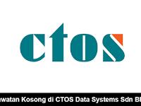 Jawatan Kosong di CTOS Data Systems Sdn Bhd