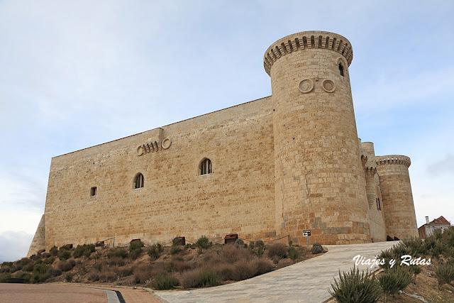 Castillo de Fuentes de Valdepero, Palencia