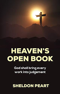 HEAVEN'S OPEN BOOK - A soul-searching Christian fiction by Sheldon Peart