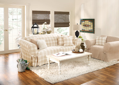 Sure Fit Slipcovers Dive Into Fall With Some Cozy Plaids