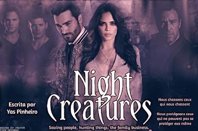 DS: Night Creatures (Yas Pinheiro)