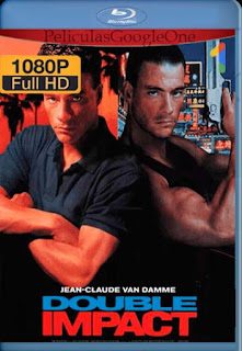 Doble Impacto [1991] [1080p BRrip] [Latino- Ingles] [GoogleDrive] LaChapelHD