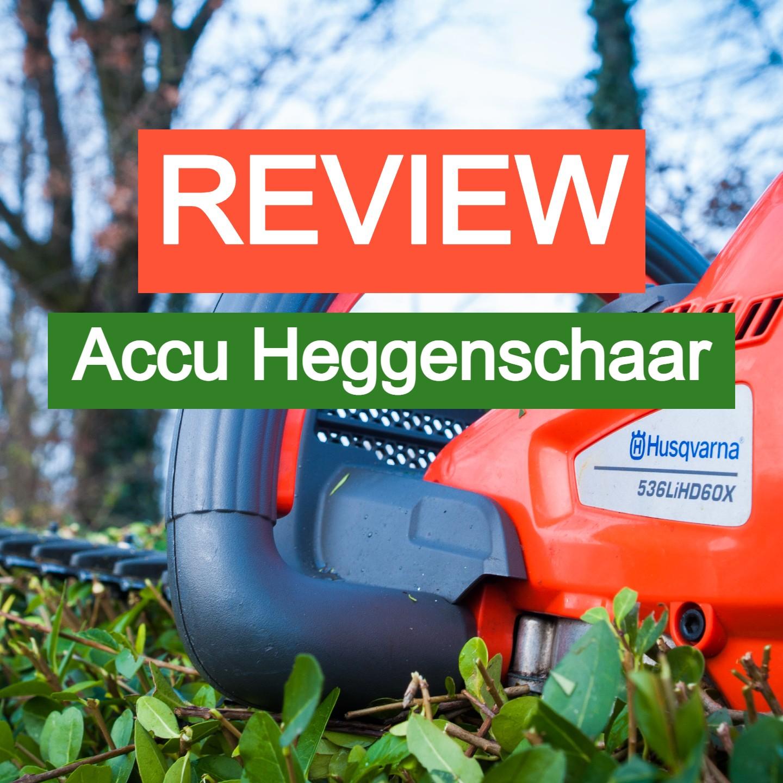 review accu heggenschaar husqvarna 520IHD6