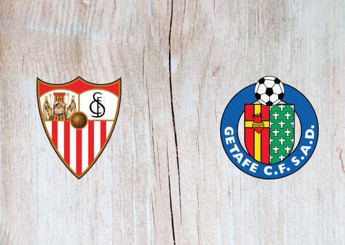 Sevilla vs Getafe -Highlights 27 October 2019