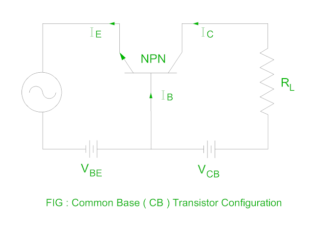 common-base-transistor-configuration