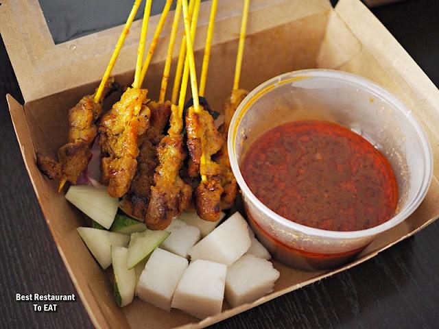 Sofitel Kuala Lumpur Damansara Ramadhan Menu - Satay Ayam