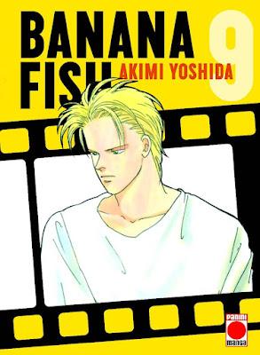 Review del manga Banana Fish Vol.9 y 10 de Akimi Yoshida - Panini manga
