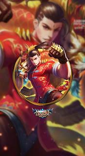 Chou Dragon Boy Heroes Fighter of Skins V2