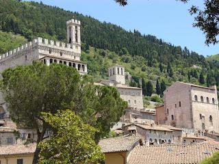 Gubbio Umbria Italy