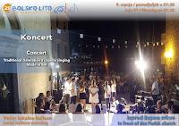 Večer lokalne kulture, koncert - Bol slike otok Brač Online