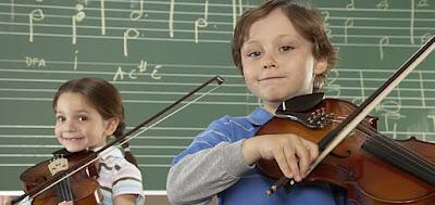 Inteligencia y tocar música