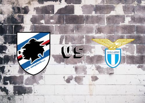 Sampdoria vs Lazio  Resumen