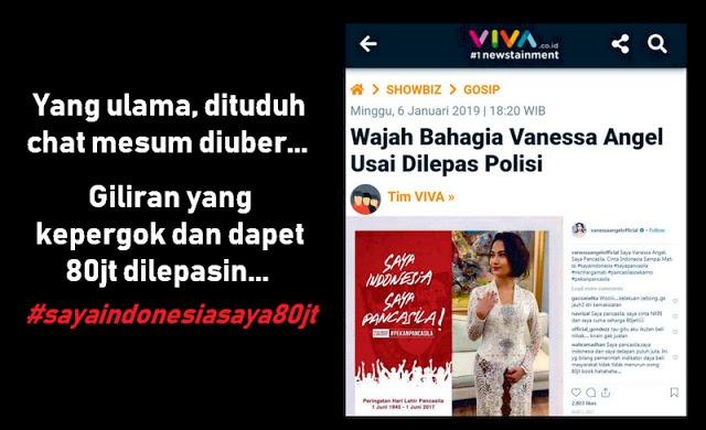 IPW: Kenapa Pemakai Jasa Vanessa Diistimewakan Polisi?