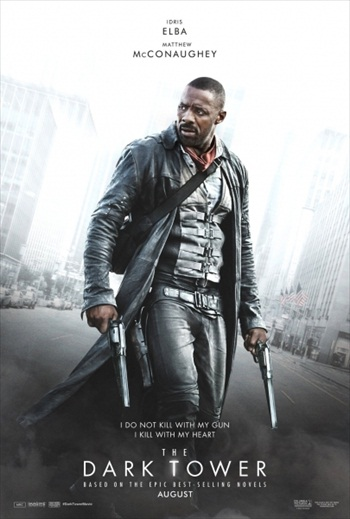 The Dark Tower 2017 English 720p BRRip 900MB ESubs