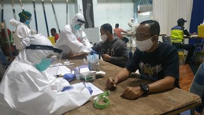 Gelar Rapid Test Pekerja, Pertamina Siap Masuki Work From Office Pada Masa Transisi