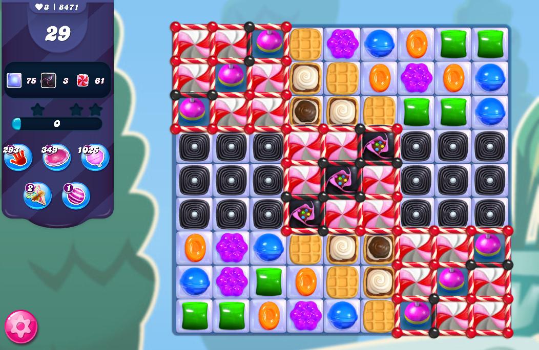 Candy Crush Saga level 8471