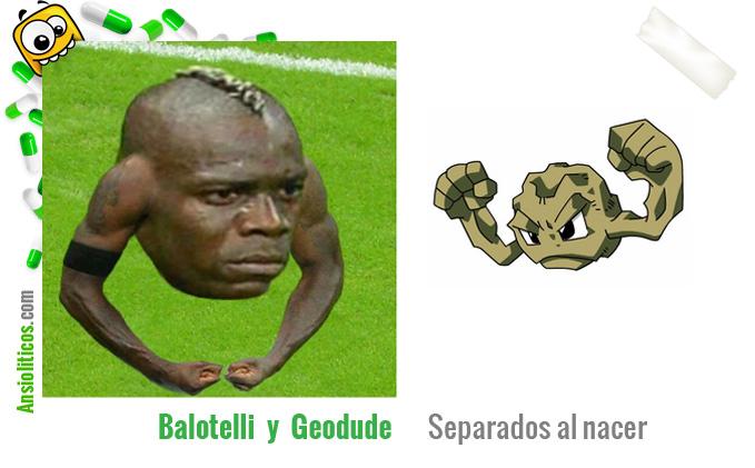 Chiste de Balotelli