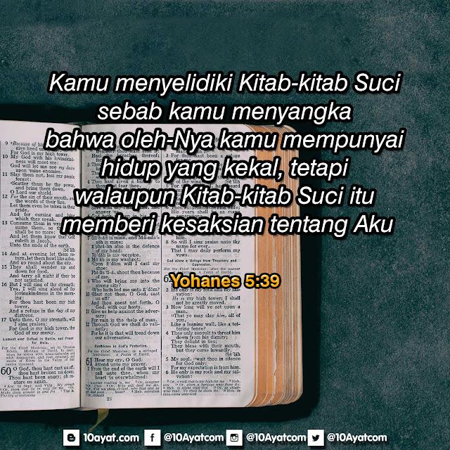 Yohanes 5:39