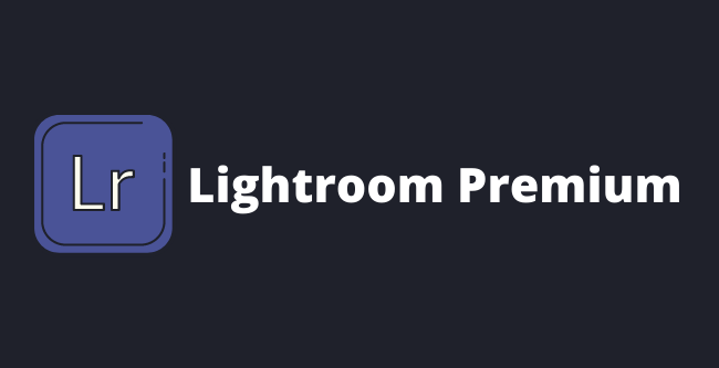 Adobe Lightroom v6 Premium MOD apk